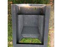 chair bricks meatel box