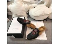 Gucci Princetown Slippers Mens Womans all sizes and models available