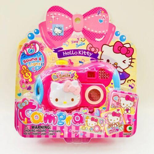 Sanrio Hello Kitty Toy Camera Sound & Light