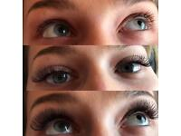 BLINK BEAUTY EYELASH EXTENSIONS £35!!