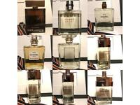 Men and Women Perfumes and Testers