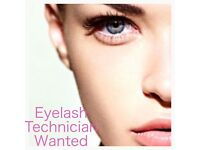 Eyelash Extension Stylist/ Technician / Beautician required with good pay