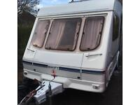 Swift Jura 2001 2 berth caravan.