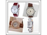 Few days offers only ladies rhinestone watches