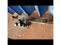 Vauxhall Zafira 2003 tow bar for sale  Lewes, East Sussex