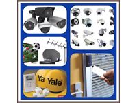 CCTV, ALARMS, TRIPPLE LOCK SECURITY,ACCESS CONTROL/MULTI ENTERTAINMENT