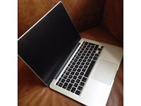 "2015 13"" Retina MacBook Pro i7 3.1GHZ 512GB SSD 8GB ram"