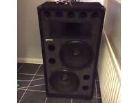 Gemini GSM-3055 Speaker