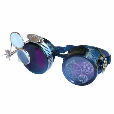 Steampunk GogGLes VicTORian Novelty Glasses cosplay p05 costume party gothic - Novelty Goggles