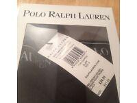 POLO RALPH LAUREN - 3 PACK POUNCH TRUNK BLACK (NEW)