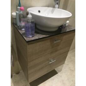 Bathroom Unit (Oak)