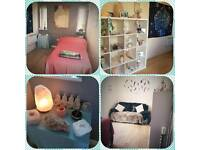 Reiki, Indian Head Massage, Ear Candling, Readings, Holistic Therapies
