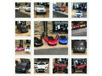 Largest Selection Of Ride-On Cars From £100, Parental Remote & Self Drive, Order Online Or Pick-Up