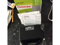 Toshiba 1tb external hard drive USB 3.00