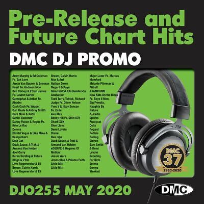 DMC, L@@K What's New;  MAY DJ ONLY/PROMO 255, 48 TRACKS ACROSS 2xCD'S.
