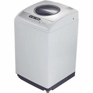 RCA 2.1 cu ft Portable Washer, White RPW210-B