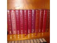 31 Readers Digest Condensed Books for sale, excellent condition, hard backed, buyer collects