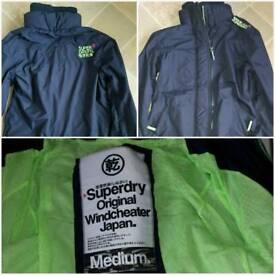 Superdry coat size m