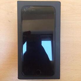 iPhone 7 128gb UNLOCKED black with BOX genuine