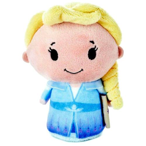 Hallmark Itty Bittys ELSA Disney Frozen II Plush Stuffed Animal NWT
