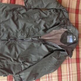 Regatta ladies khaki coat size 16
