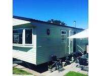 Deluxe caravans for hire Craig Tara holiday park