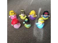 Fisher-Price Little People Disney Princess Figure Pack