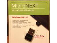Wireless micro USB