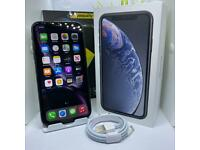 Black iPhone XR 64gb Great Condition - Network Unlocked