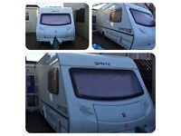 Sprite Major 2007 5 Berth
