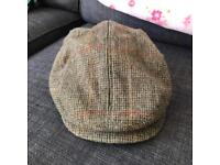 Little Joules traditional style flat cap.