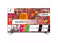 lg 65uh750v, brand new, never used, cost 1500 new