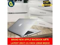 Brand New Apple Macbook Air (2017) Latest i5 128GB Laptop 1 YEAR APPLE WARRANTY SEALED BOX US