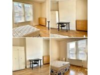LARGE DOUBLE ROOM AVAILABLE IN A 4 BED MAISONETTE FLAT SHARE. NEWCASTLE UPON TYNE. NO DEPOSITS