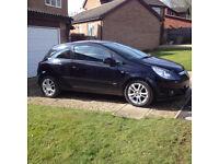 Vauxhall Corsa 1.4 SXi 3 door Automatic
