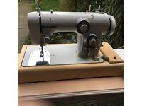 New Home heavy duty multi stitch electric sewing machine