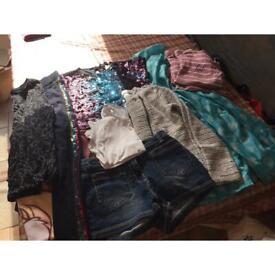 Girls clothes bundle size 9-10