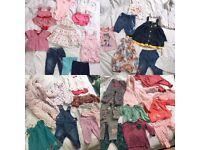 3-6 months Baby Clothes bundles
