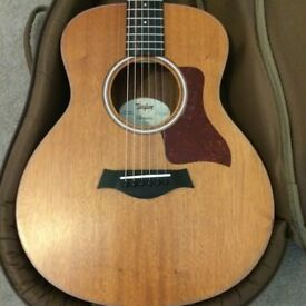 Taylor GS Mini Mahogany Top Acoustic Guitar (Like New)