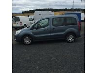 CITREON BERLINGO MULTISPACE ## 7 seater