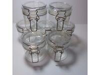 Kilner Transparent Jars 40 x 350ml.