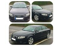 Beautiful Audi A4 TDI 140 S Line Auto saloon