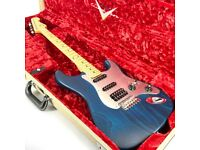 2015 Fender Custom Shop Jason Smith Masterbuilt 1960 Stratocaster - Translucent Turquoise - Trades