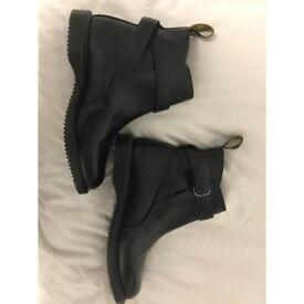 Beautiful Dr. Marten Teresa boots in a UK size 5