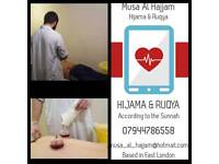 Hijama / cupping