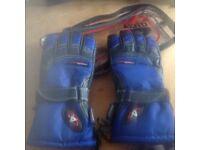 Akito motorcycle gloves