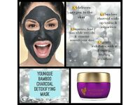 Detoxyfying face mask