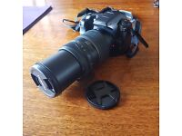 Digital SLR camera plus lots of extras