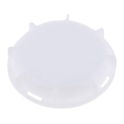 1000L IBC Ton Valve Dust Covers IBC Adaptor Fitting Seal Cap White ID 60mm