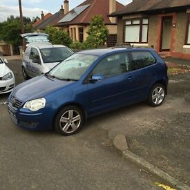 LOW MILEAGE 48000 - VW Polo, 1 years MOT, Excellent condition